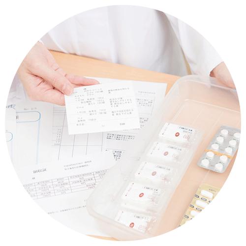 薬の飲み方教室のイメージ